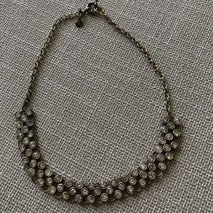 Jcrew necklace. Adjustable to make long/short